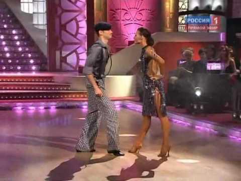 Антон Хабаров и Екатерина Трофимова - Танцы со звездами 2010