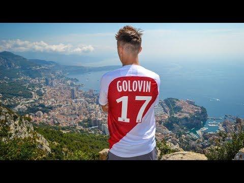 Les premiers pas de Golovin à Monaco - AS MONACO