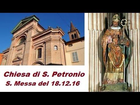 Castel Bolognese, la messa trasmessa in diretta su Rai1