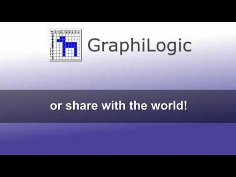 Video of GraphiLogic (Nonogram,Picross)