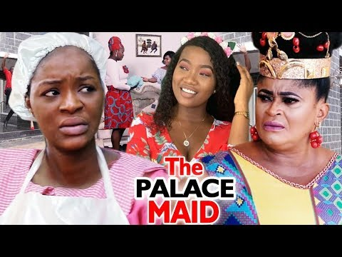 The Palace Maid 3&4 - Chacha Eke Latest Nigerian Nollywood Movie