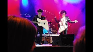 Video ZZ Top Litovel -CzechTribute Band-Gimme All Your Lovin
