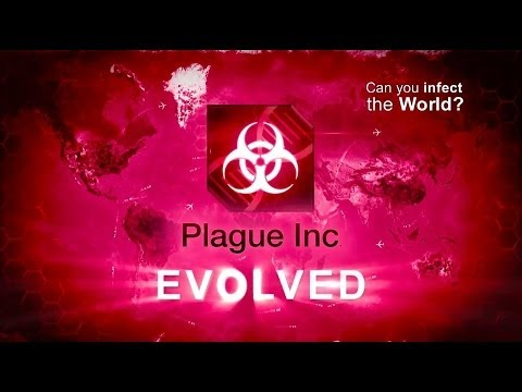 трейлер Plague Inc Evolved