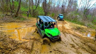 10. River Run | Keith Breaks In His Brand New Kawasaki Teryx