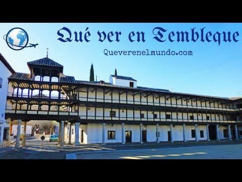 Qué ver en Tembleque, Toledo