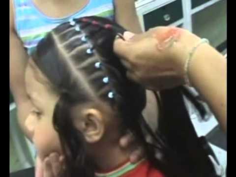 peinados de ligas -