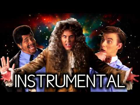 #Remastered [Instrumental] Sir Isaac Newton vs Bill Nye ERB Season 3
