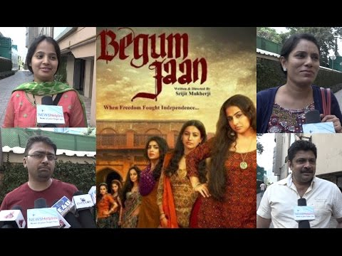 Vidya Balan Is Excellent | Public Opinion | Begam Jaan