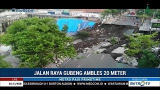 Download Video Kondisi Terkini di Jalan Gubeng Surabaya yang Ambles MP3 3GP MP4