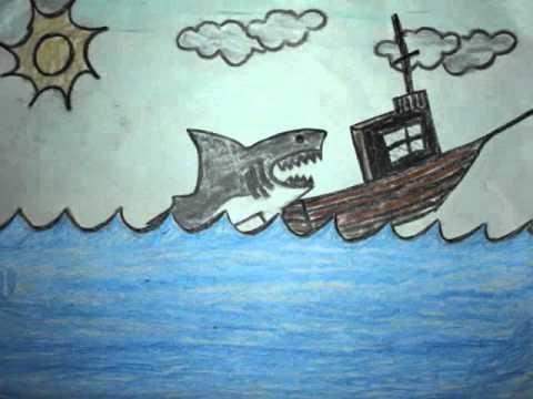 Jaws Quint's Death