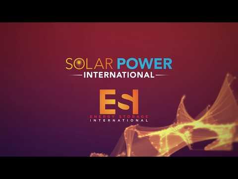 SOLAR POWER INTERNATIONAL 2018