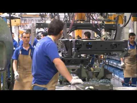 Mercedes Benz Türk - Hacettepe Üniversitesi Otomotiv Mühendisliği Projesi