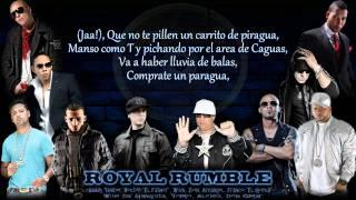 "Video Los Benjamins - Royal Rumble ""Se Van""   (Mas Flow: Los Benjamins) © 2006. MP3, 3GP, MP4, WEBM, AVI, FLV September 2019"