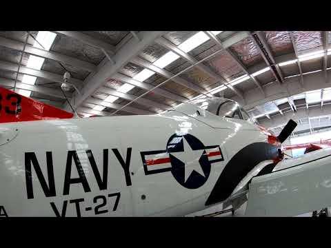 North American Aviation T-28 Trojan...