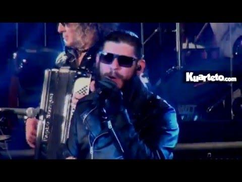 """Ulises Bueno – Presentación del disco """"No me pidan que baje el volumen"""""""