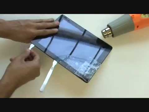 iPad 2 Screen Repair LCD Glass Replacement Tutorial | GadgetMenders.com