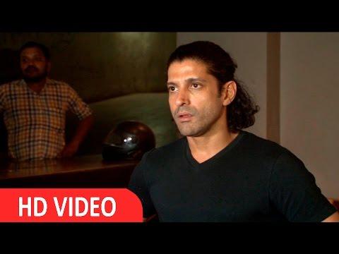 Farhan Akhtar At Special Screening Of Film Kapoor & Sons