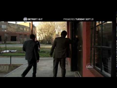 Detroit 1-8-7: 1 Minute Promo, ABC Fall 2010