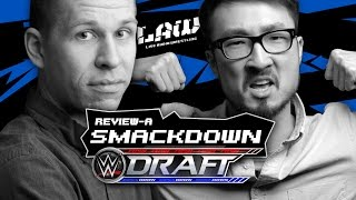 Nonton Wwe Draft July 19  2016 Full Show Review   Review A Smackdown Film Subtitle Indonesia Streaming Movie Download