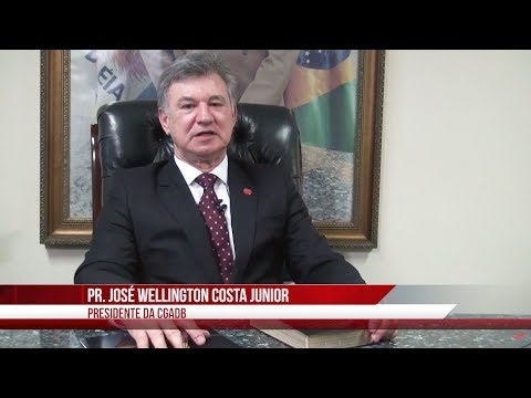 CPAD News 78 - Pastor Wellington Júnior visita a CGADB
