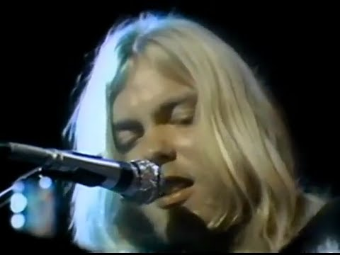 The Allman Brothers Band – Don't Keep Me Wonderin' – 9/23/1970 – Fillmore East (Official)