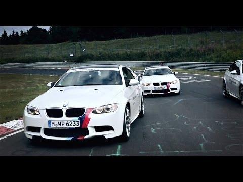 BMW M6 Школа вождения BMW M Fascination Nordschleife // АвтоВести 127