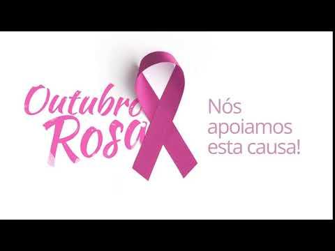 Outubro Rosa nós apoiamos esta causa