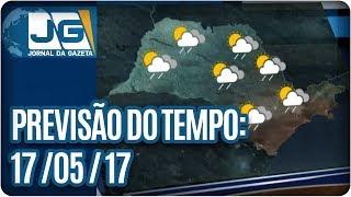 A nebulosidade predominou na Grande São Paulo e tivemos poucas aberturas de sol. Mas ainda não choveu por aqui. De acordo com a meteorologia, vem mudança por...
