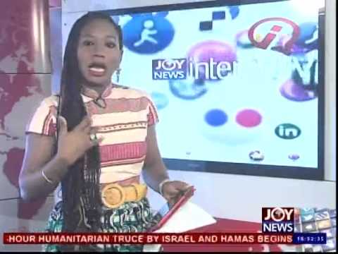 Leaked Sex Tapes - Joy News Interactive (1-8-14)