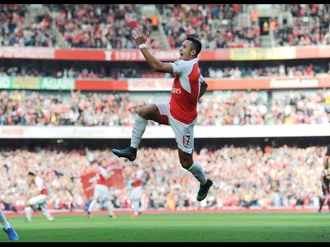 Arsenal vs Manchester United 3-0 All Goals 2015 HD