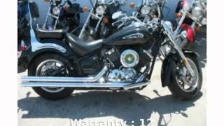 5. 2008 Yamaha V Star 1100 Classic Info