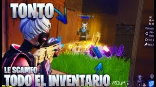 Video 😂🔥¡ME INSULTAy SE LO QUITO TODO POR SCAMMER🔥 - Fortnite Salvar el Mundo MP3, 3GP, MP4, WEBM, AVI, FLV November 2018