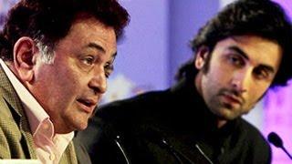Ranbir Kapoor Apes Father Rishi Kapoor In Besharam