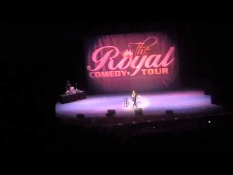 Royal Comedy Tour Live New Jersey 2013