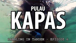 Pulau Kapas Malaysia  City new picture : KAPAS IS A PARADISE ISLAND!! Pulau Kapas | Malaysia | Travel Vlog #7
