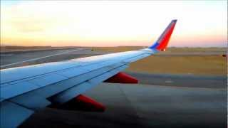 Gate to Gate: Seattle to Hartford on Southwest [Flight Time Lapse]