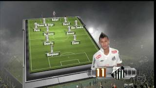 LIBERTADORES 2011 - Peñarol (URU) 0 x 0 Santos (BRA) - 1o Jogo créditos sovideoemhd1. Final da Libertadores - Primeiro...