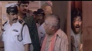 Vivek, Ajith Kumar, M. S. Viswanathan Comedy - Kadhal Mannan Tamil Movie Scene