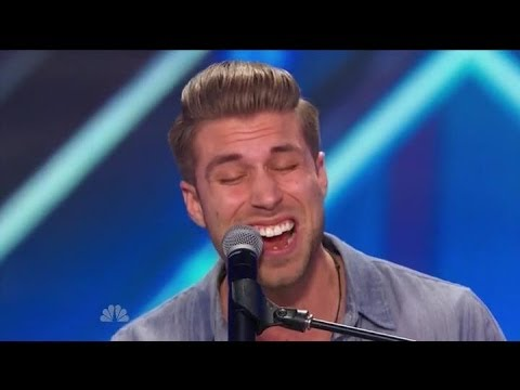America's Got Talent S09E03 Justin Rhodes Sings