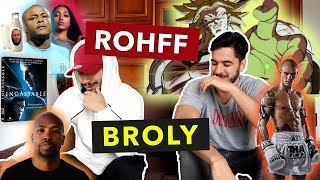 PREMIERE ECOUTE - Rohff - BROLY