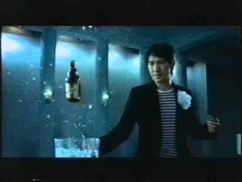 香港廣告: san miguel 生力啤(周星馳開啤酒)2002