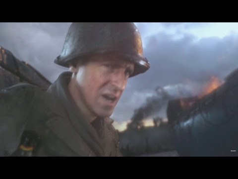 CALL OF DUTY WW2 Official Trailer