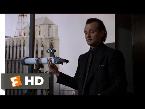 Scrooged (3/10) Movie CLIP - Towels for Christmas (1988) HD