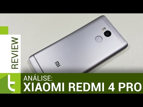 Análise Xiaomi Redmi 4 Pro  Review do TudoCelular