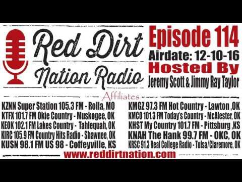 Red Dirt Nation Radio - Episode 114