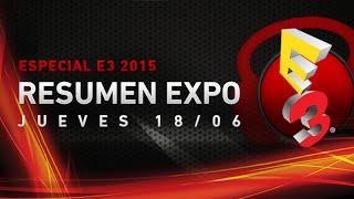 Punto.Gaming! TV S03E15 - Edición Especial E3 2015 - RESUMEN DIA 3