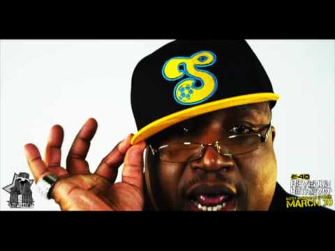 "E-40 Feat. Too Short ""Bitch Feat"" / ""Over The Stove"" Official Music Video"