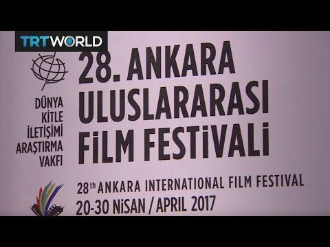 Showcase: Ankara International Film Festival (видео)