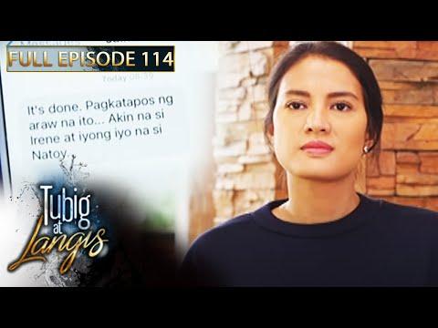 Full Episode 114 | Tubig At Langis