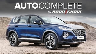 AutoComplete: 2019 Hyundai Santa Fe, UPS PHEV and IIHS tests rear auto-brake systems by Roadshow